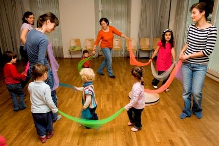 MUSIKGARTEN FOR TODDLERS/PRESCHOOLERS