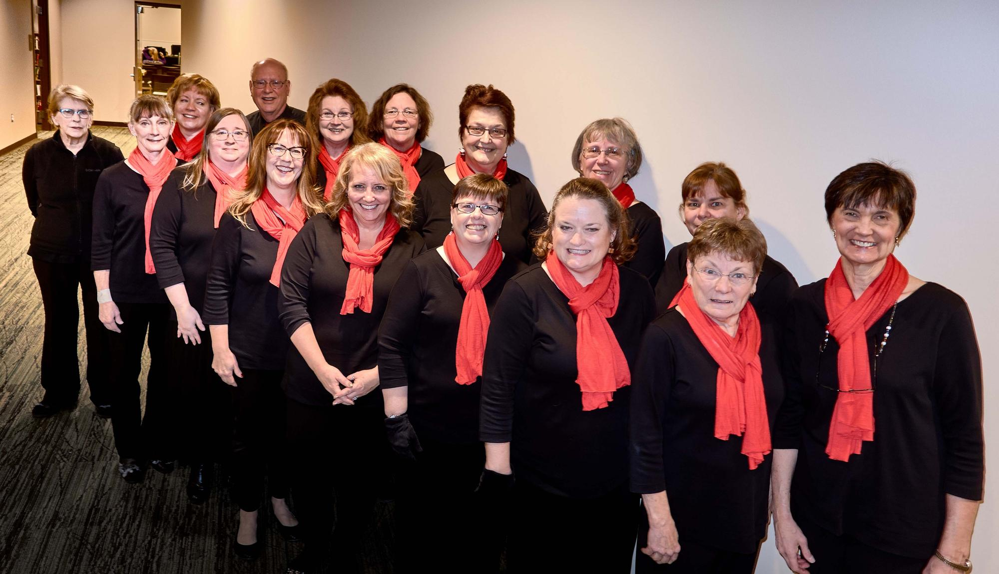SPRINGTIME MUSIC CONCERT WITH ROC CITY RINGERS