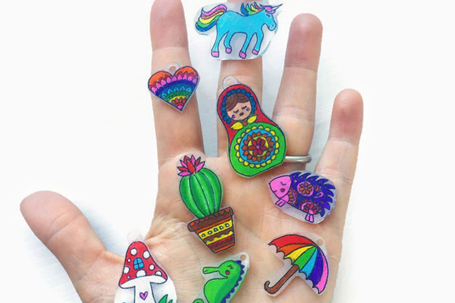 Teen Tuesdays: June 5: Shrinky Dinks Madness & End of Year Party!