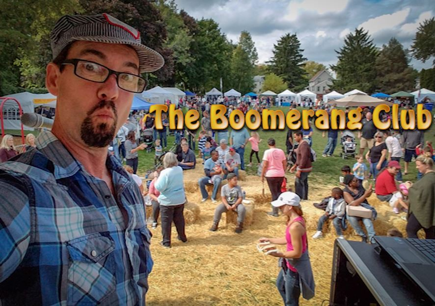 Libraries Rock! BOOMERANG CLUB: SUMMER KICK-OFF CONCERT