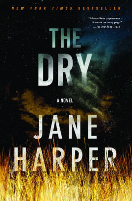 READ THE BOOK, JOIN THE DISCUSSION: THE DRY, a novel by Jane Harper