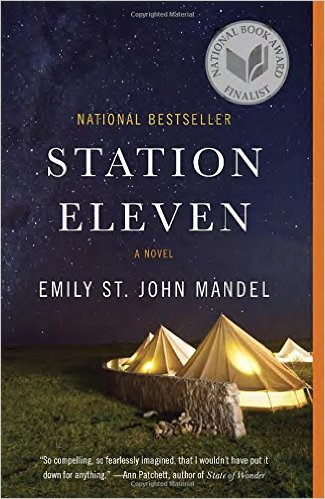 Read the Book—Join the Discussion! STATION ELEVEN, a novel by Emily St. John Mandel
