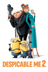 Winter Break Family Movie: DESPICABLE ME 2