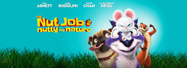 Family Movie: THE NUT JOB 2: NUTTY BY NATURE