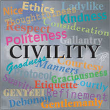 The Need for Civility in Contentious Times