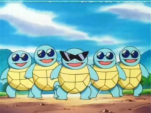 CANCELLED Squirtle Squad