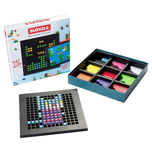 Video Game Design with Bloxels