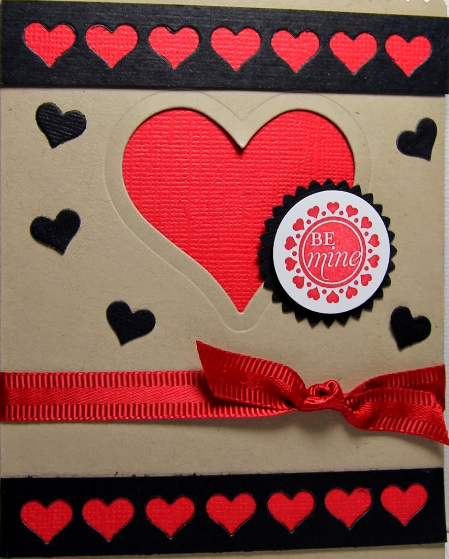 Teen Craft: Valentine's Day Cards