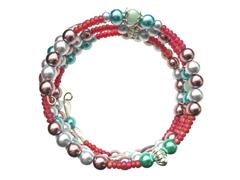 Teen Craft: Memory Wire Bracelets