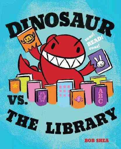 School break at the Library DINOmite DINOSAURS