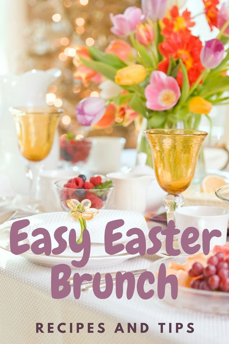 Easter Brunch Extravaganza! Tips, Recipes and Tastings presented by Chef Liz