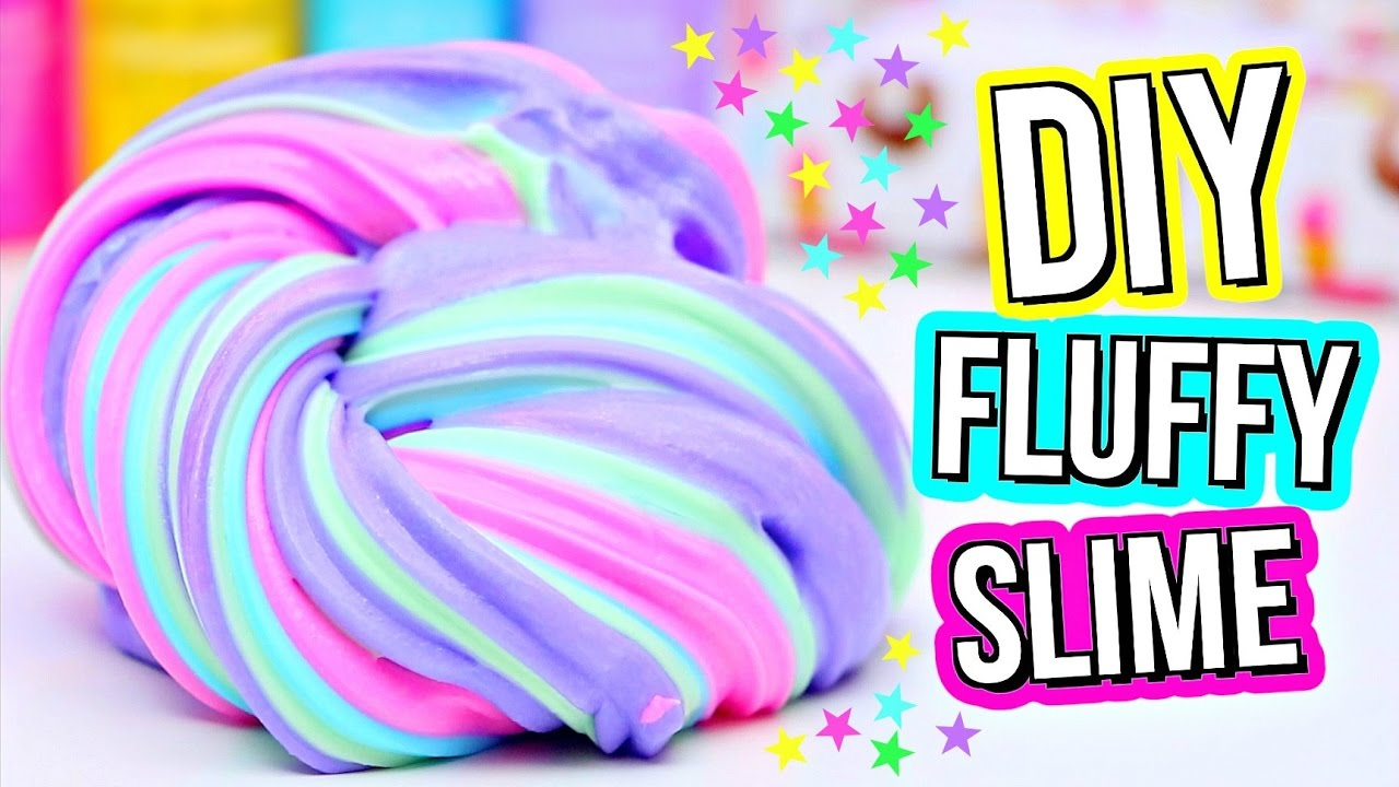 """Fun for Kids"" Saturdays: Fluffy Slime"