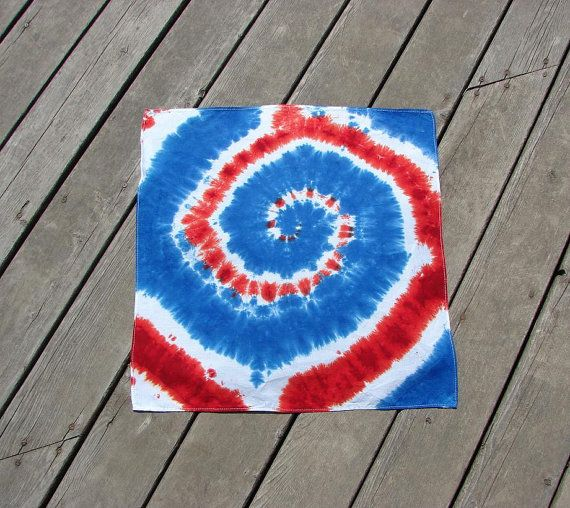 Design a Patriotic Bandana (all ages)