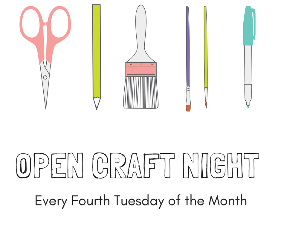 Teen Open Craft Night