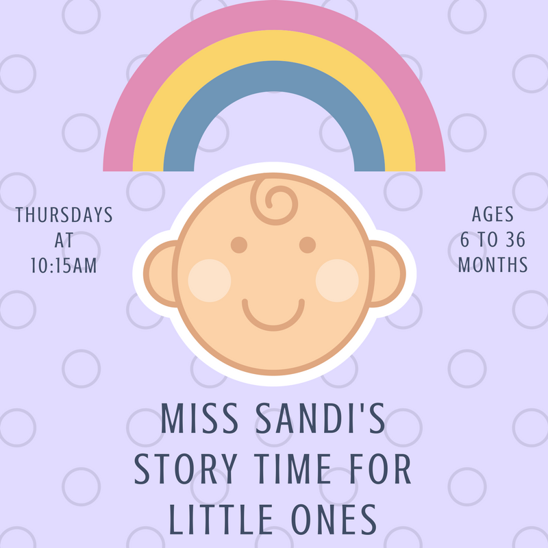 Miss Sandi's Story Time for Little Ones