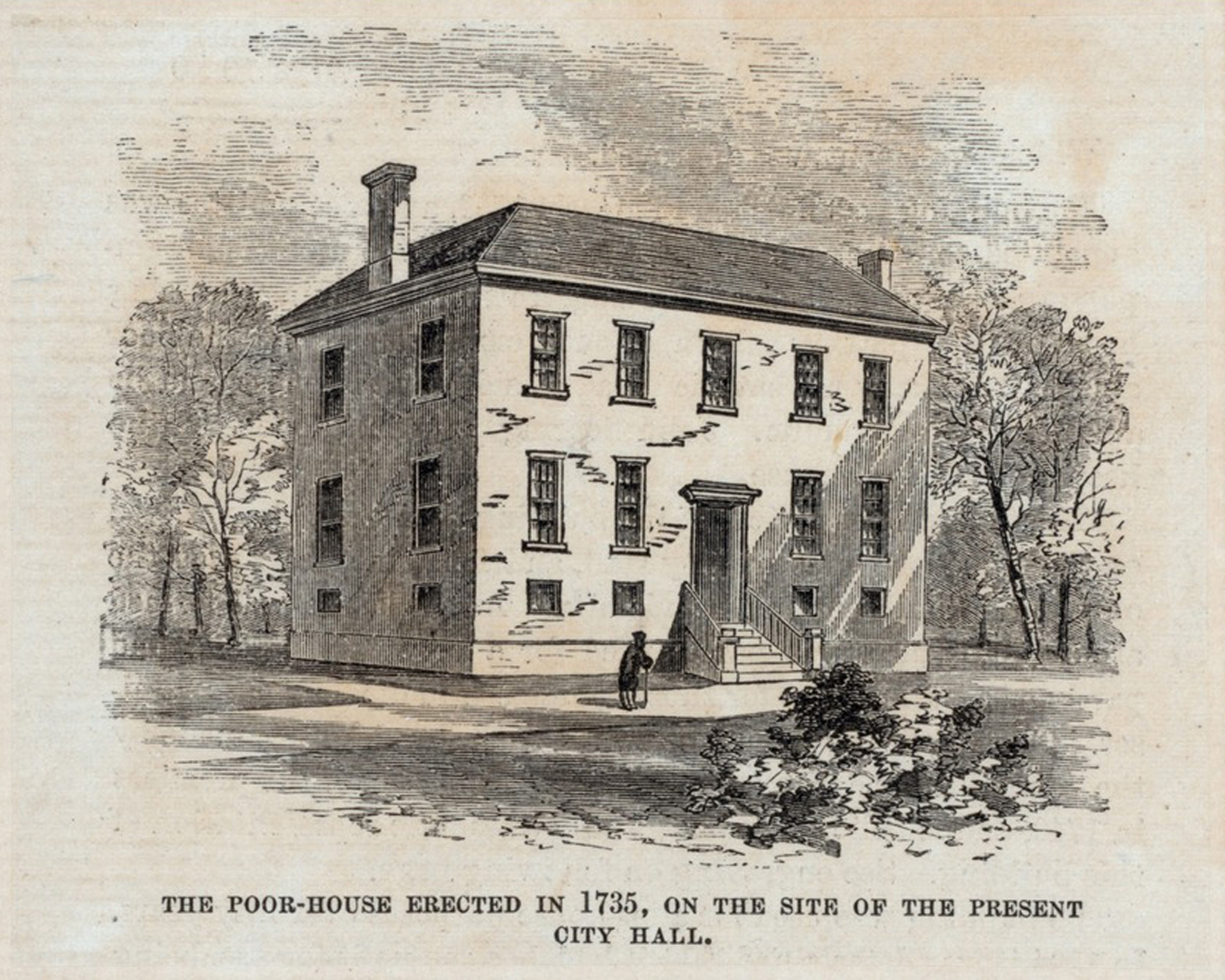 Peculiar Institutions: The Poorhouse in New York State