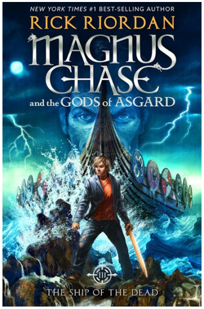 Rick Riordan Visit Video Viewing Party