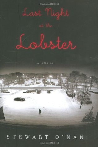Book Discussion: Last Night at the Lobster