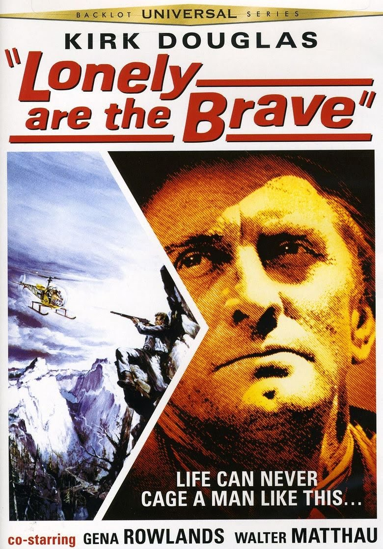 "Afternoon at the Movies: ""Lonely are the Brave"""