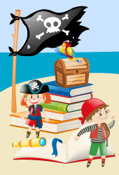 Pirate Story Hour