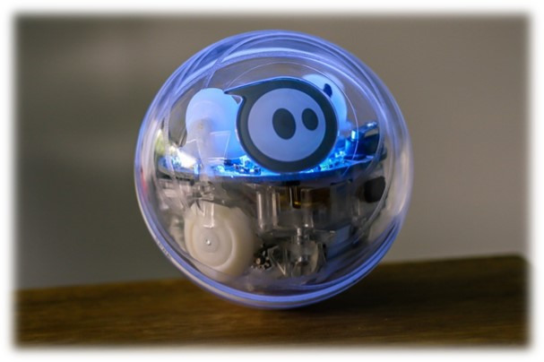 Hour of Code-Sphero Robots