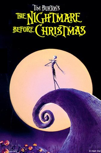Movie Night @ the Library: Tim Burton's the Nightmare Before Christmas (1993)
