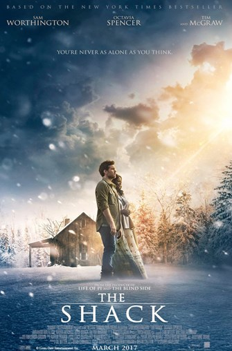 Movie Night @ the Library: The Shack (2016)