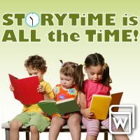 Preschool Storytime:  Mother's Day Tea Party