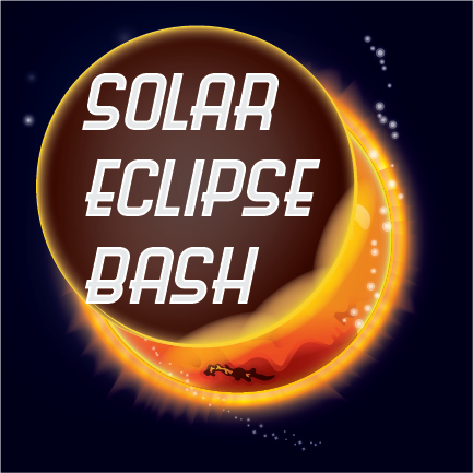 Solar Eclipse Bash