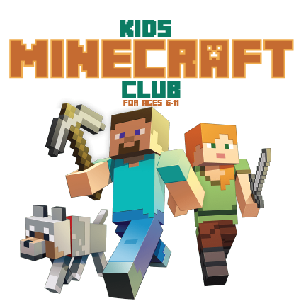 BONUS: Kids Minecraft Club
