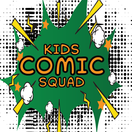 Kids Comic Squad