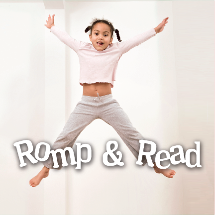 CANCELED: Romp & Read