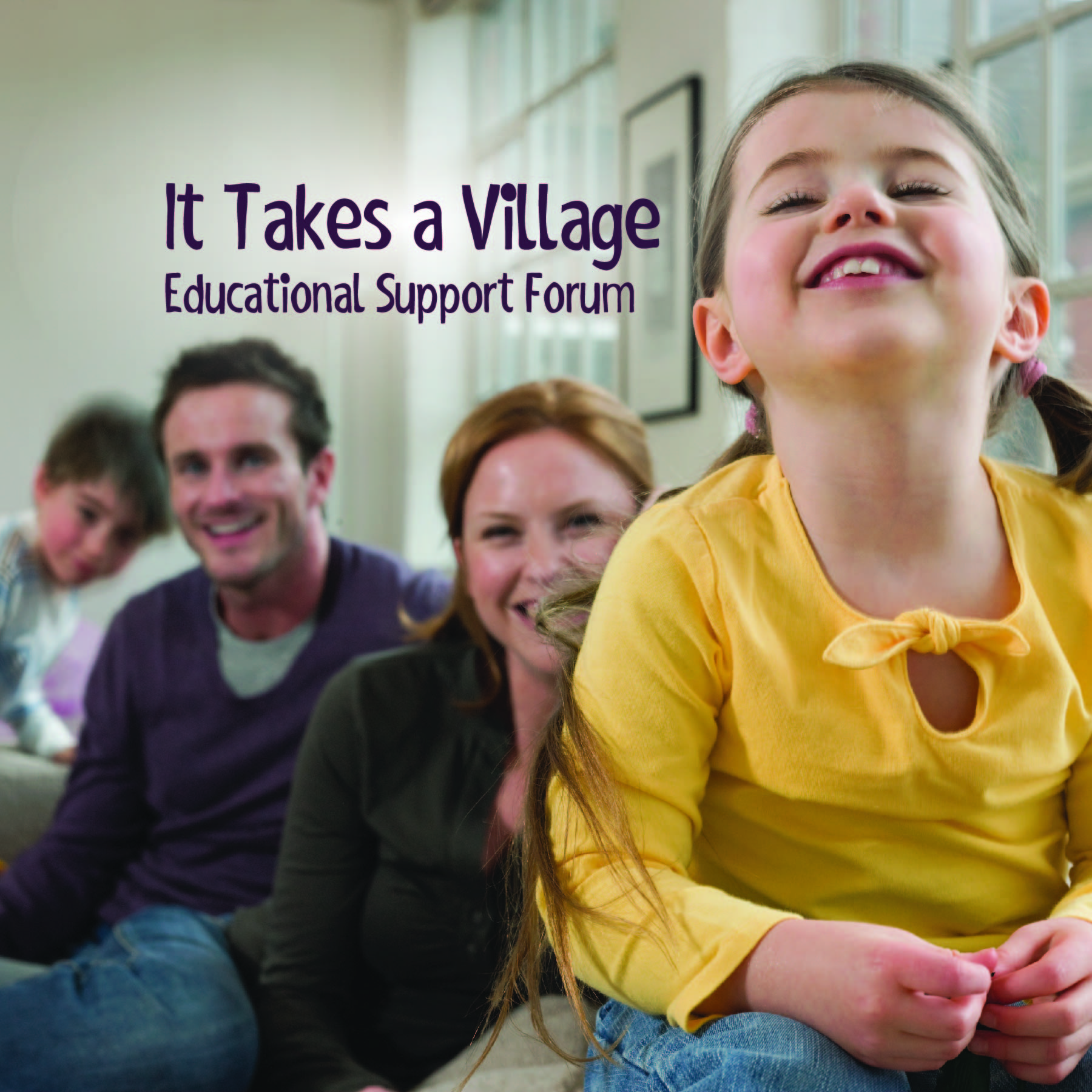 It Takes a Village: an Education Support forum