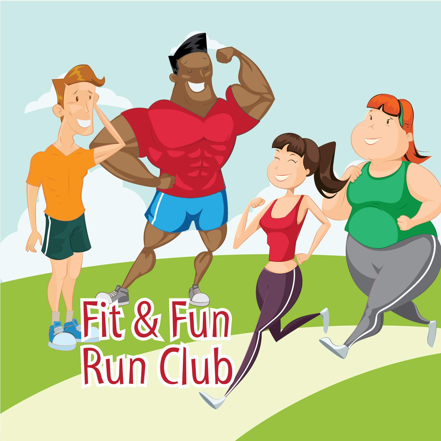 Fit & Fun Run Club