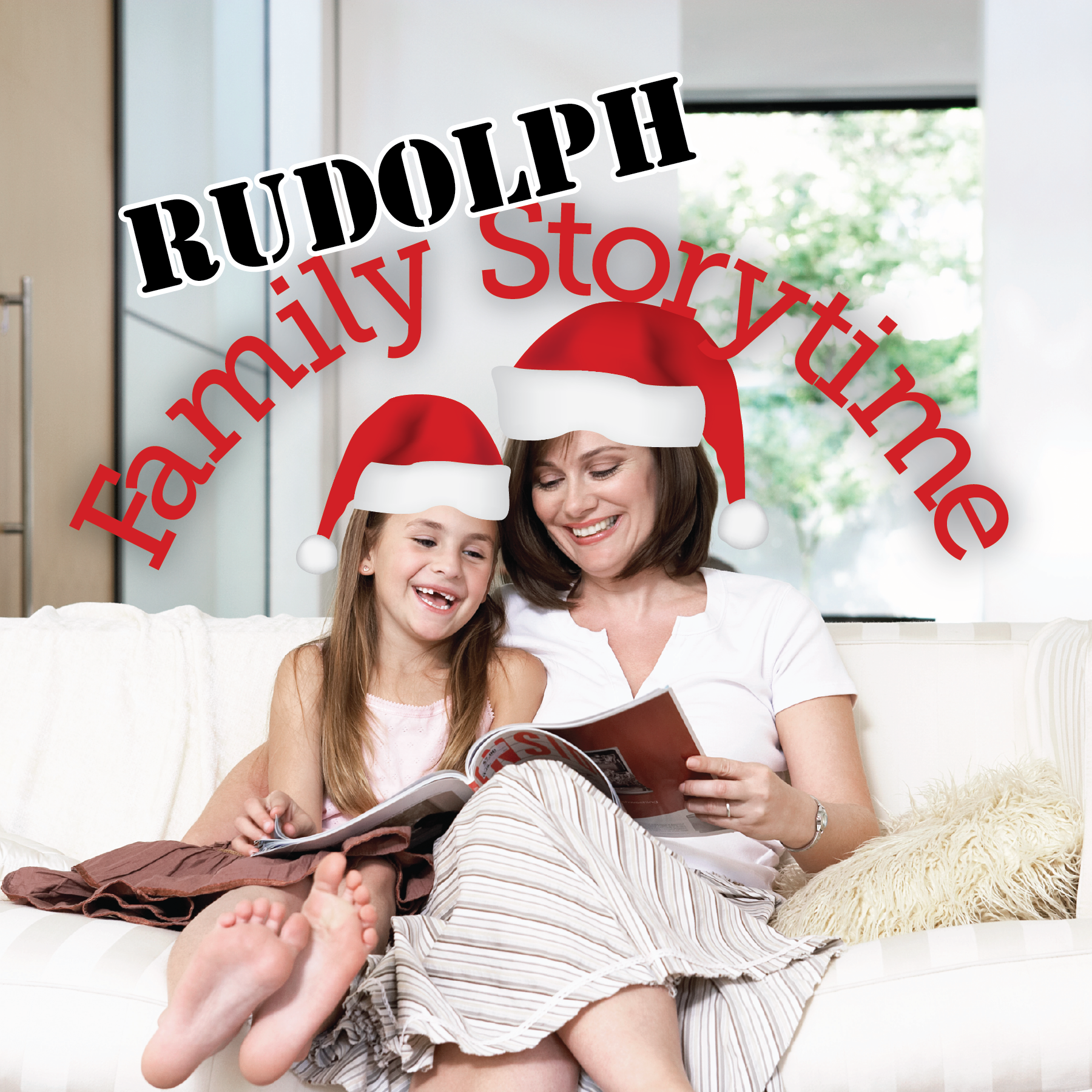 Rudolph the Red Nosed Reindeer Family Storytime