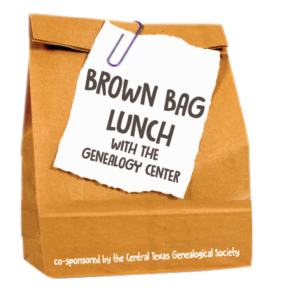 Brown Bag Lunch with Genealogy: Tips from a Traveling Genealogist