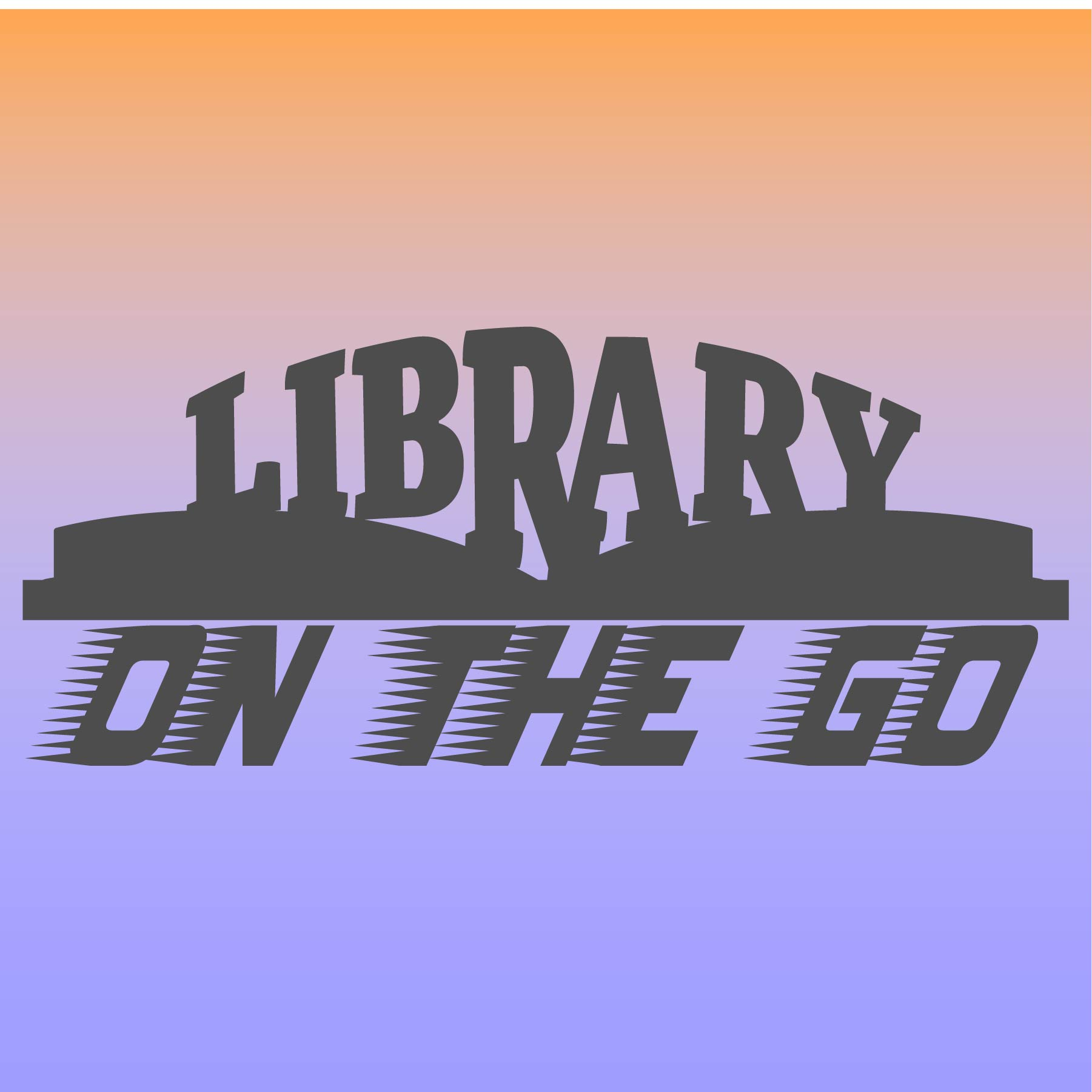 Library On The Go!  Waco Transit Bus Ride!