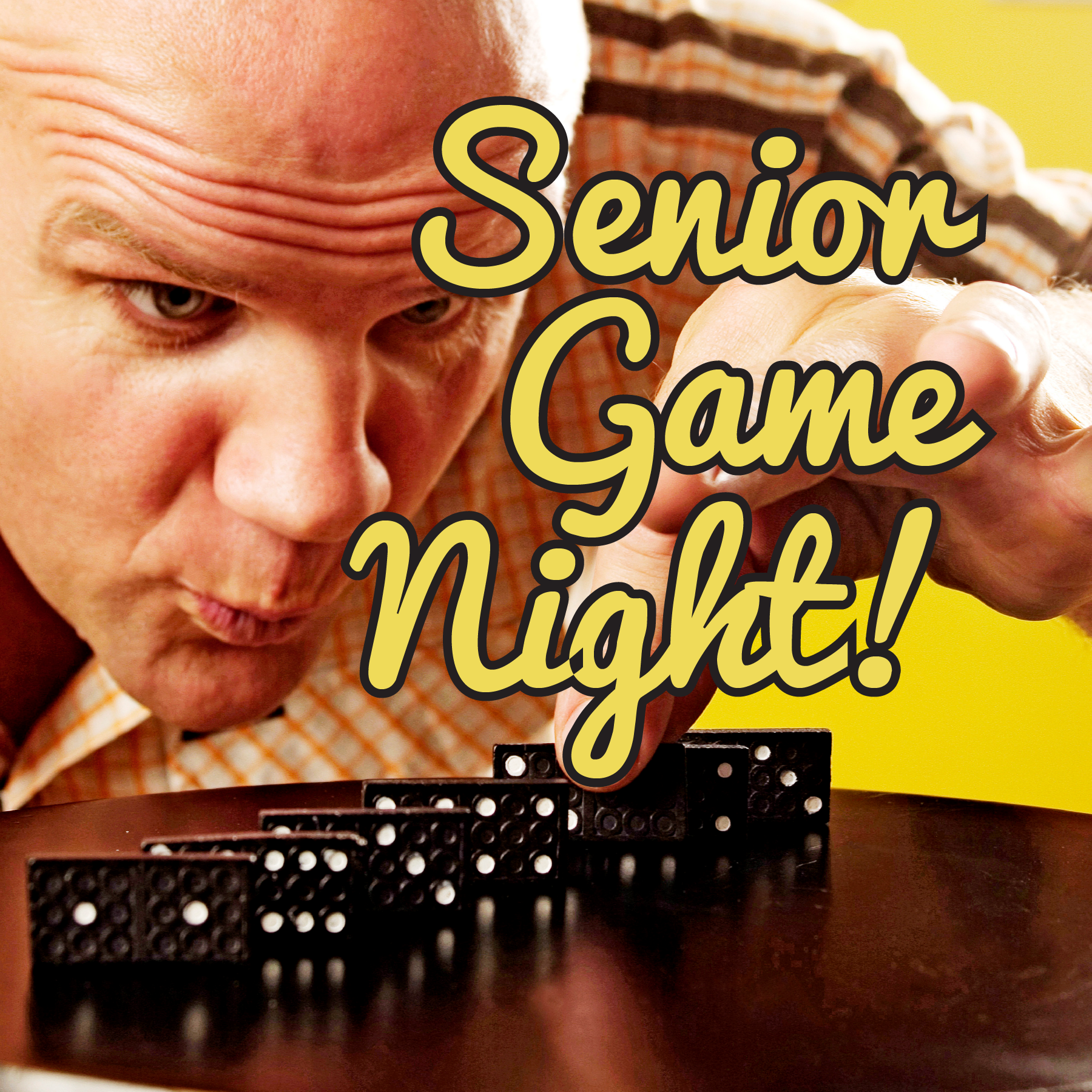 Seniors Game Night