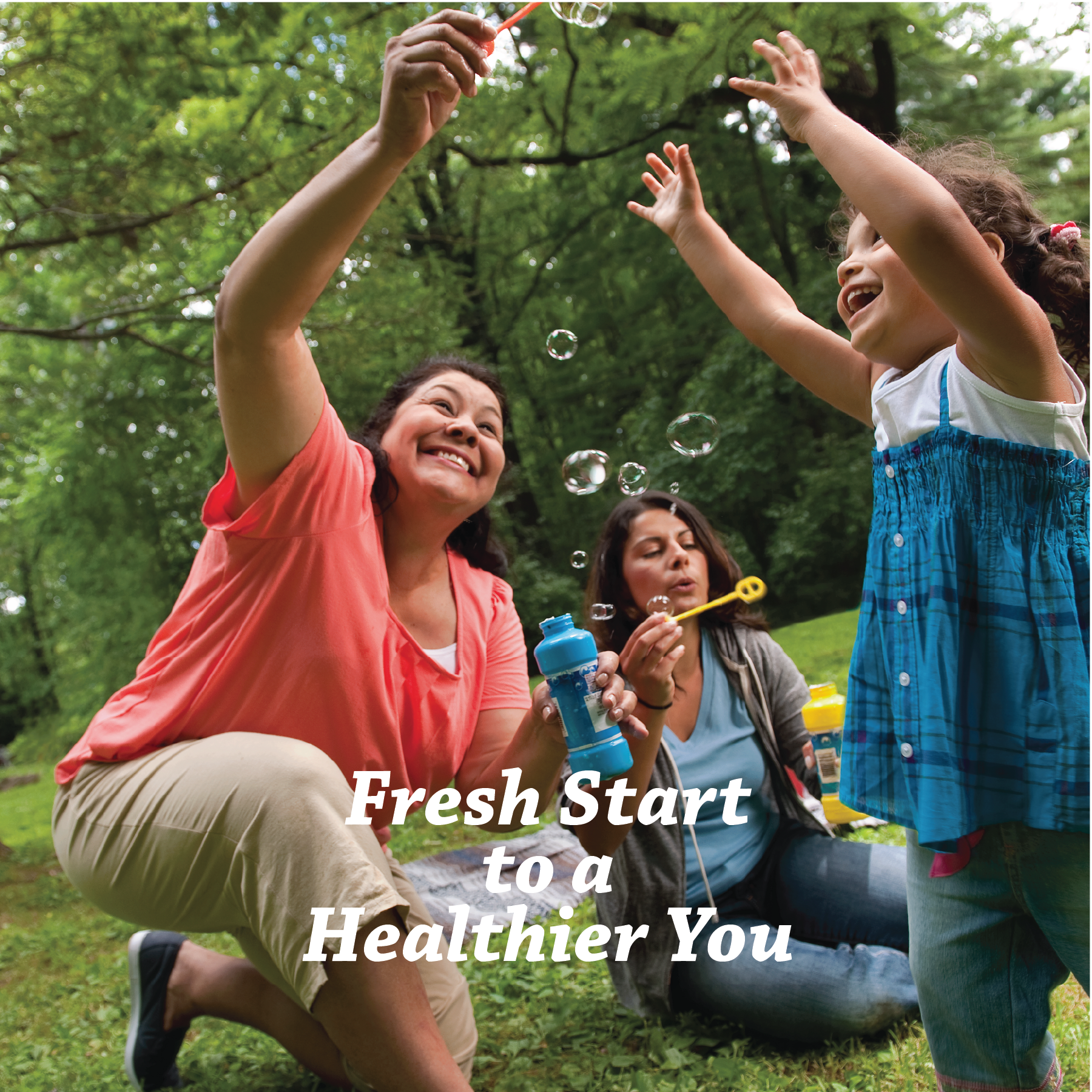 A Fresh Start To a Healthier You!