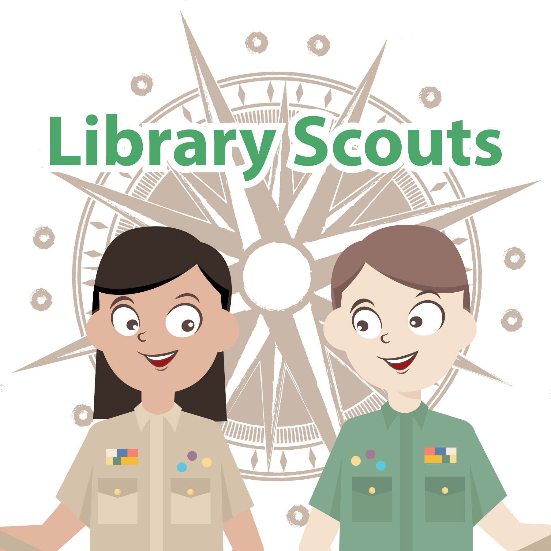 Library Scouts: Reading Rocks!