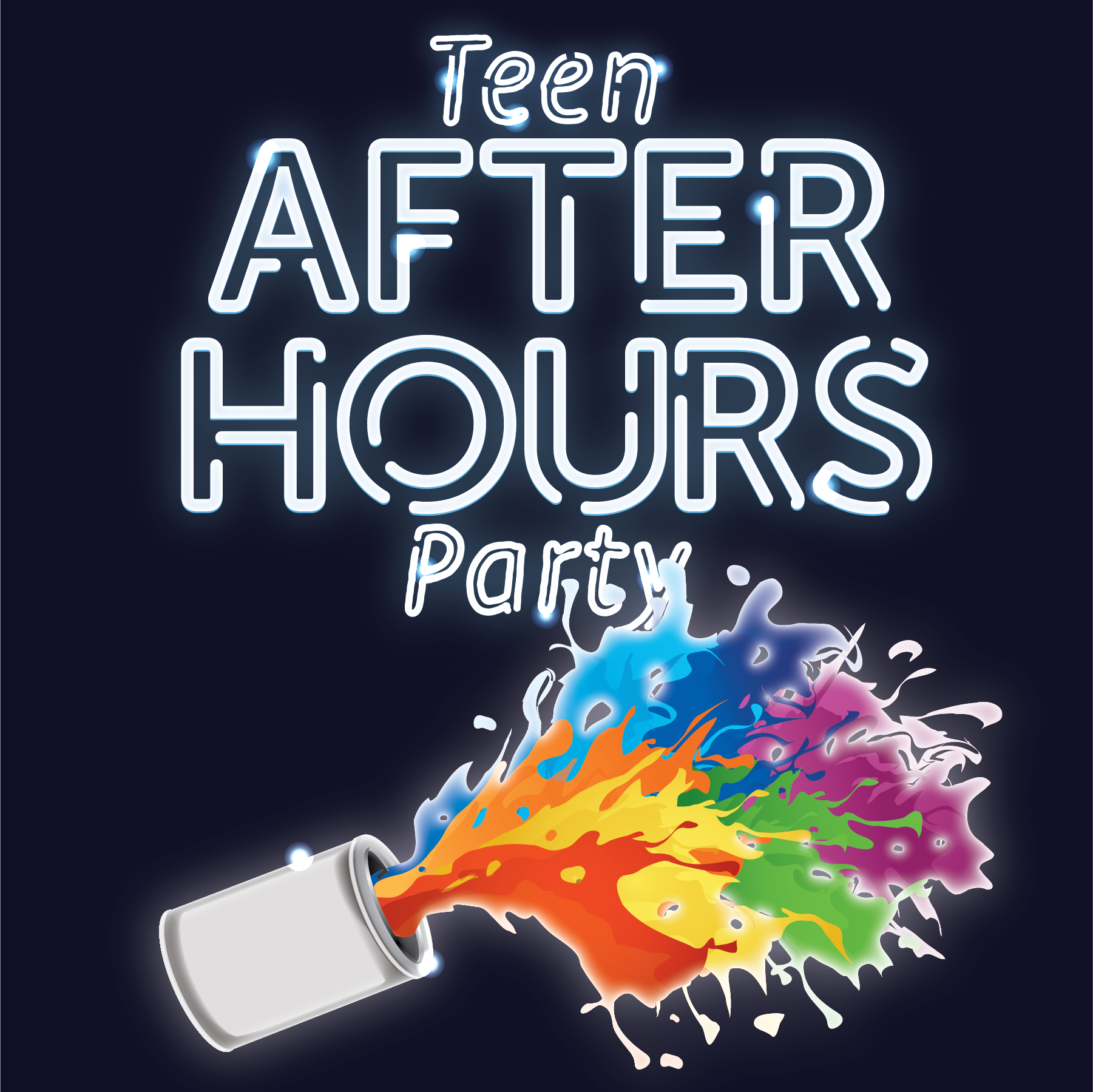 Teen After Hours: Paint Party