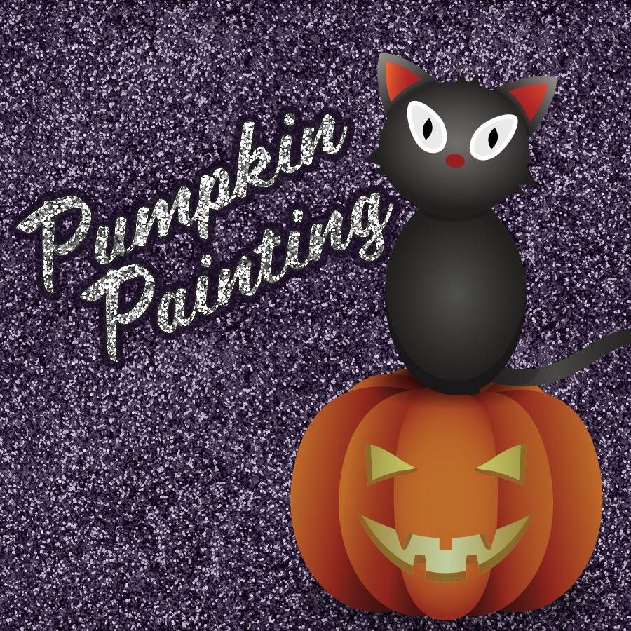 Pumpkin Painting for Teens