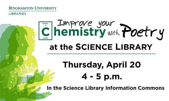 Improve Your Chemistry with Poetry at the Science Library