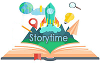Preschool Storytime (OSB) 10:30 am or 1:00 pm