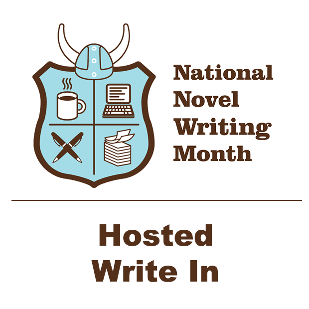 NaNoWriMo: Hosted Write-Ins