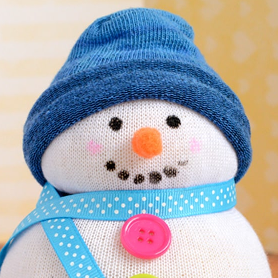 Crafternoons @ the Library: Sock Snowmen