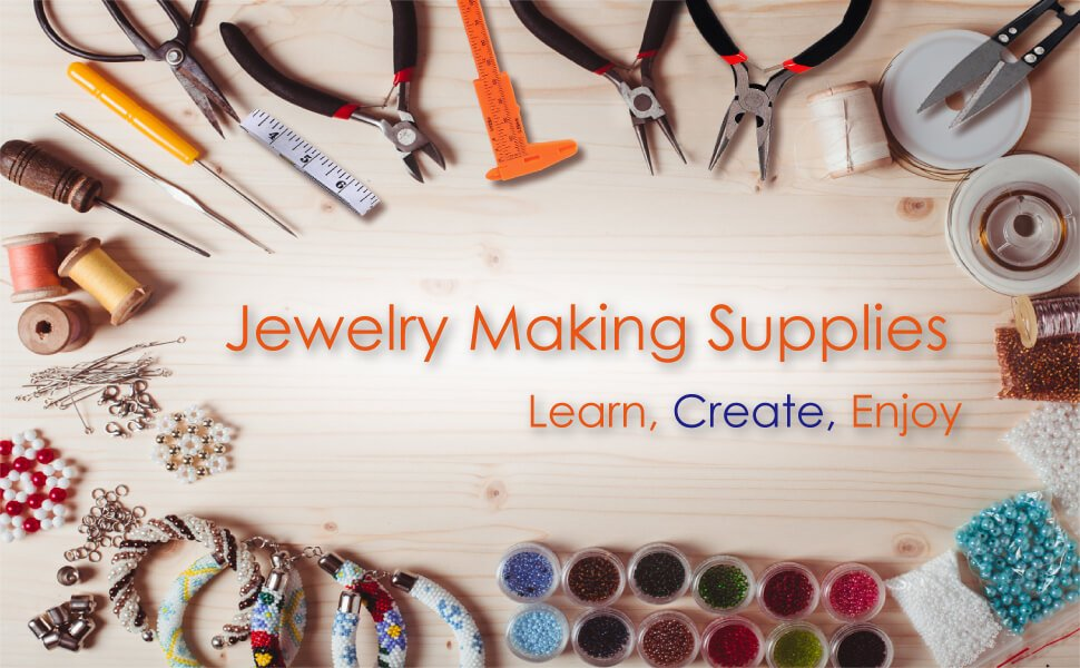 CRAFT TIME- Jewelry Making