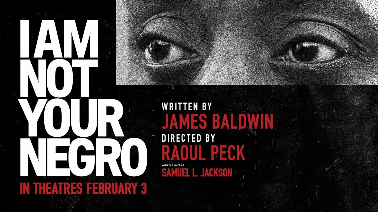Film Showing: I Am Not Your Negro