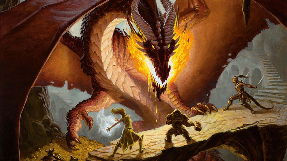 Dungeons and Dragons Role Playing Game: Playing Session