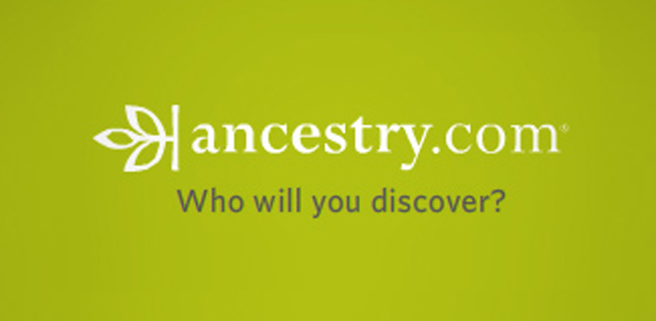 Climb Your Family Tree with Ancestry.com